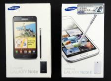 由外而內!360度全方位比較Samsung GALAXY Note V.S. Note II!