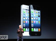 無「驚」有「喜」的Apple iPhone5發表會記實!
