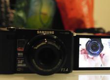 從「不同的角度」來看世界-「Samsung EX2F」開箱與使用心得分享!