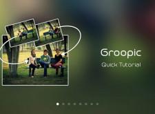 【App】Groopic讓你外出沒腳架不用靠自拍大家也可以都入鏡!