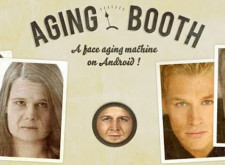 讓時光飛逝~用「Aging Booth」提前預覽一下你的老年面貌!