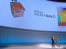 Samsung Unpacked 2013 Episode 2!帶來驚奇無限的GALAXY Note 3、GALAXY Gear與全新Note 10.1!