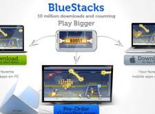 讓你在電腦上暢玩Android系統 & 海量App-BlueStacks!