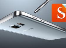 【教學】Galaxy Note 5快速截圖,記事創作樣樣行!