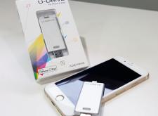【開箱】iPhone U-Drive 口袋怪獸碟,擴充容量、資料備份樣樣通!