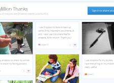 Dropbox達到全世界1億人用戶