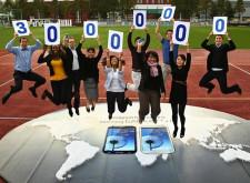 S3邁入3,000萬台的銷售里程碑,Note2也有300萬台的傲人成績