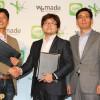 Line與韓國遊戲大廠WeMade攜手,將提供多款手機遊戲下載