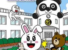 熊大、兔兔、饅頭人、詹姆士,進軍動畫與漫畫!