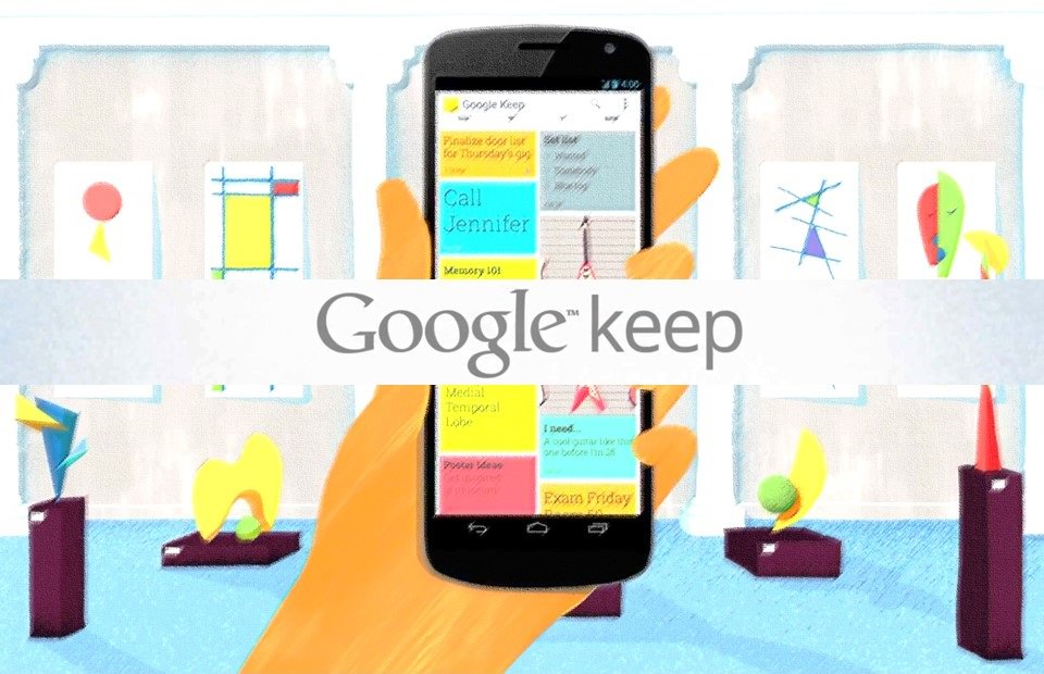 投影片1googlekeep