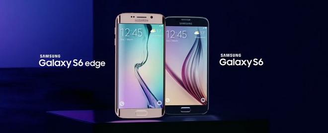 雙旗艦GALAXY S6 & GALAXY S6 Edge正式發表!