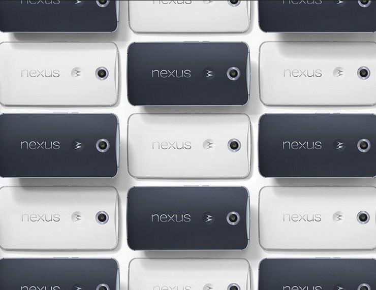 Nexus 6為大螢幕手機