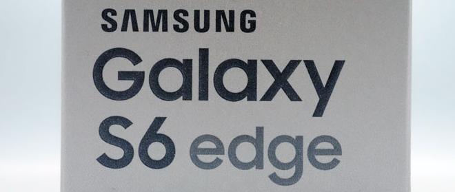 不只是金,更光采奪目:Galaxy S6 edge 琥珀金開箱